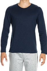 HOM Shirts Long Sleeve T-Shirt Geoffroi