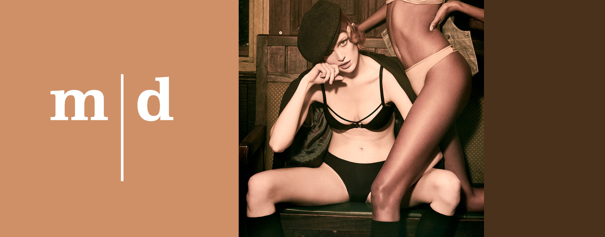 Space Odyssey black von Marlies Dekkers