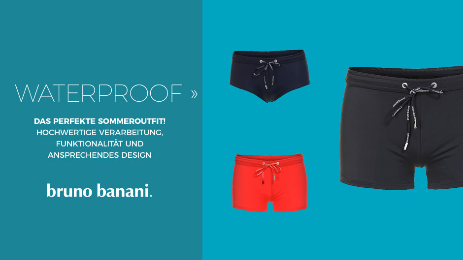 Bruno Banani Waterproof