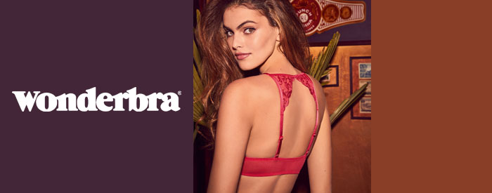 Exclusive Line 17 von Wonderbra