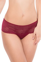 Antigel Tressage Graphic Shorty