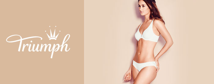 Body Make-up Cotton Touch von Triumph
