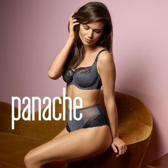 Hochwertige Dessous der britischen Marke Panache