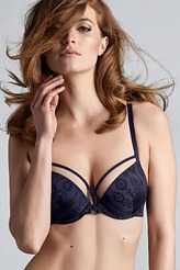Marlies Dekkers Space Odyssey blue Push-Up-BH