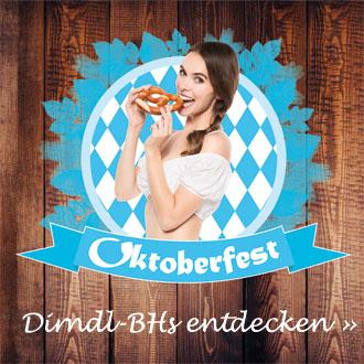 Dirndl Dessous fürs Oktoberfest