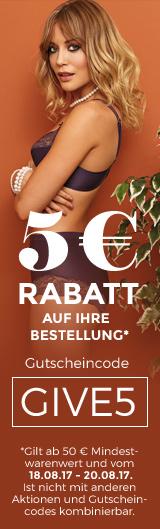 5 Euro Rabatt