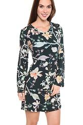 ESSENZAEssenza Homewear 2017Hazel Brohna Nightdress long sleeve