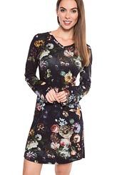 ESSENZAEssenza Homewear 2017Hazel Fleur Nightdress long sleeve