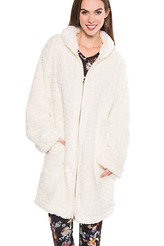 ESSENZA Essenza Homewear 2017 Lammy Homecoat