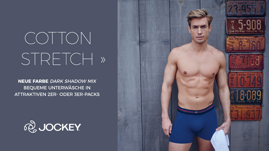 Cotton Stretch von Jockey