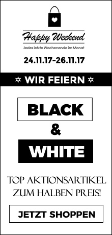 Black and white Aktion