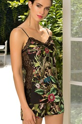 Lise Charmel Fleurs de Jungle Top