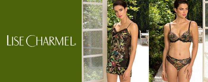Fleurs de Jungle von Lise Charmel