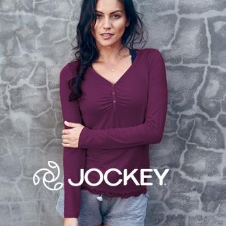 Loungewear der Marke Jockey