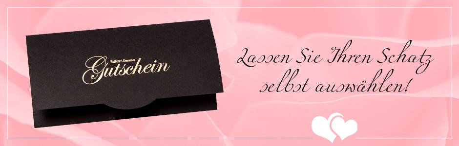 Geschenkgutschein von Sunny-Dessous