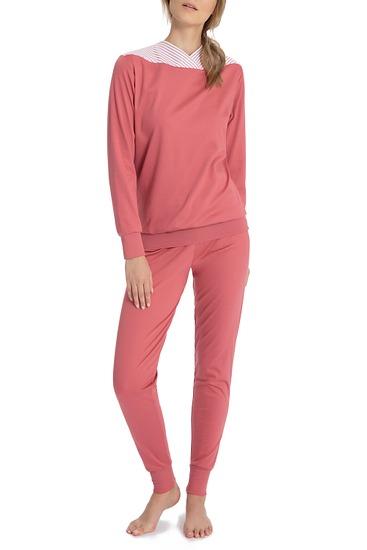 Abbildung zu Pyjama lang (43100) der Marke Calida aus der Serie Soft Cotton