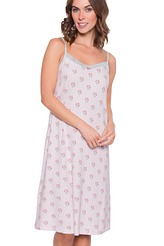 Pip Studio Nightwear 2018 Diezel upsy daisy Nightdress sleeveless