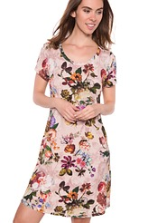ESSENZAHomewear 2018Isa Fleur Nightdress short sleeve