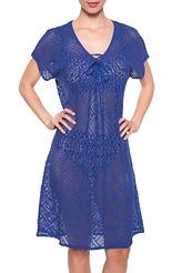 AntigelLa Crochet foreverKleid