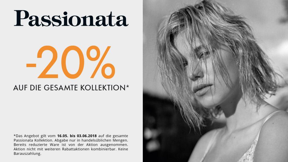 20 Prozent auf Passionata