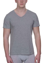 Bruno Banani2Pack Simply CottonV-Shirt, 2er-Pack Pure Cotton