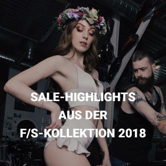 REDUZIERTEN HIGHLIGHTS AUS DER FRÜHJAHR/SOMMER-KOLLEKTION