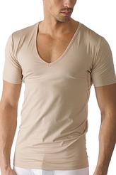Mey Herrenwäsche Dry Cotton V-Neck Slim fit