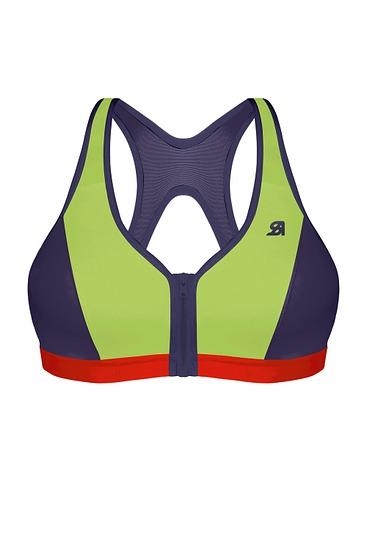 Sport-BH Front Zip