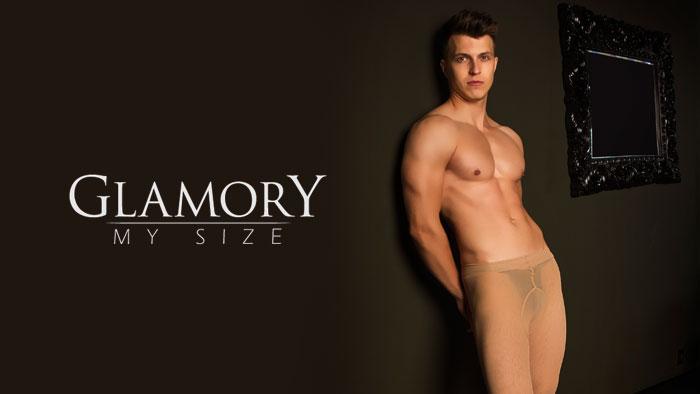 Glamory Herrenstrumpfhosen
