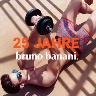 25 JAHRE BRUNO BANANI