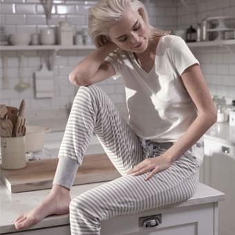 Skiny Nachtwäsche und Homewear
