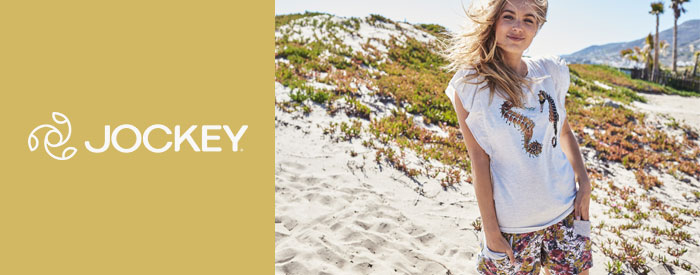 Easy Vibes Loungewear von Jockey
