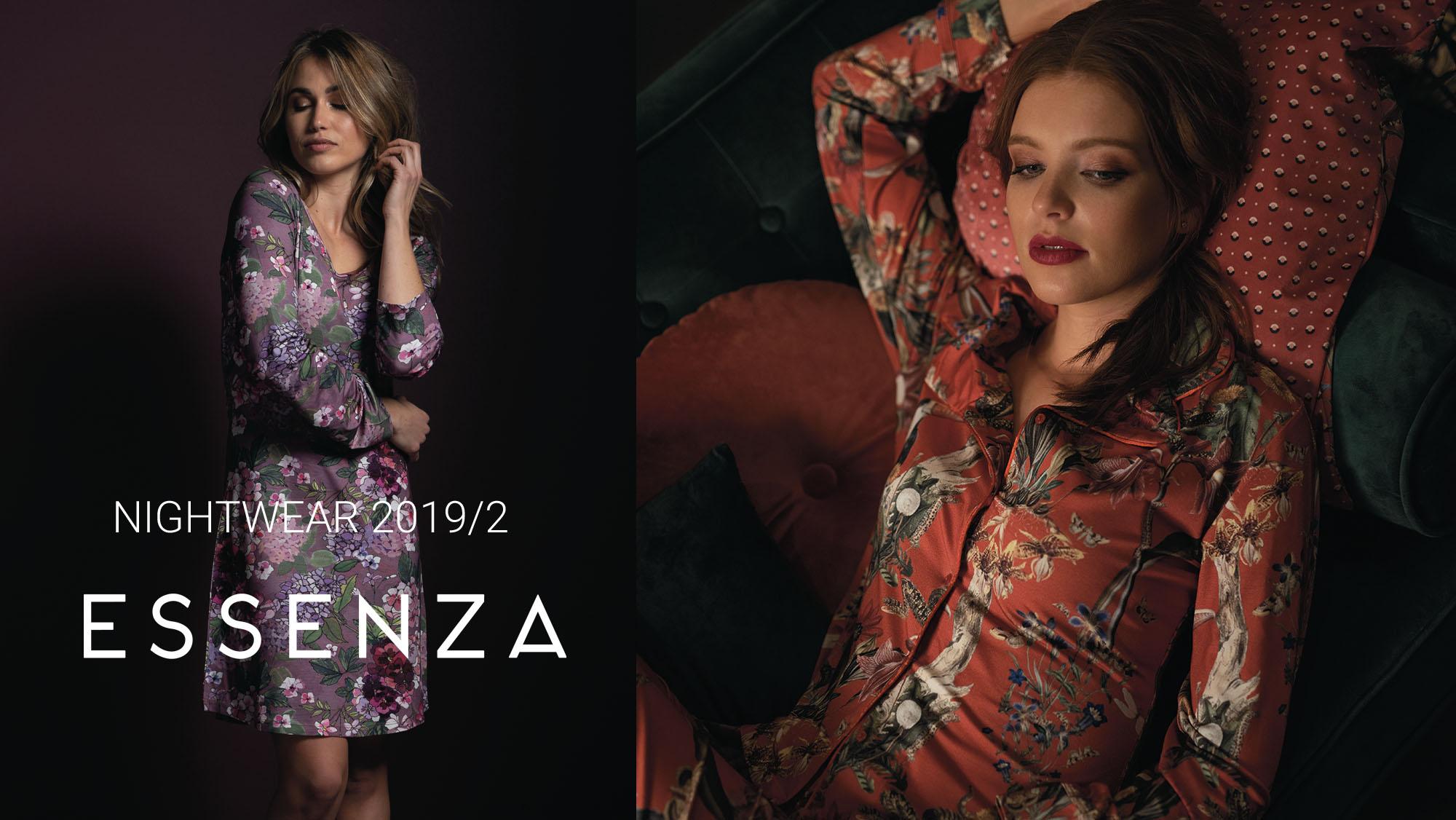 Essenza Homewear 2019/02