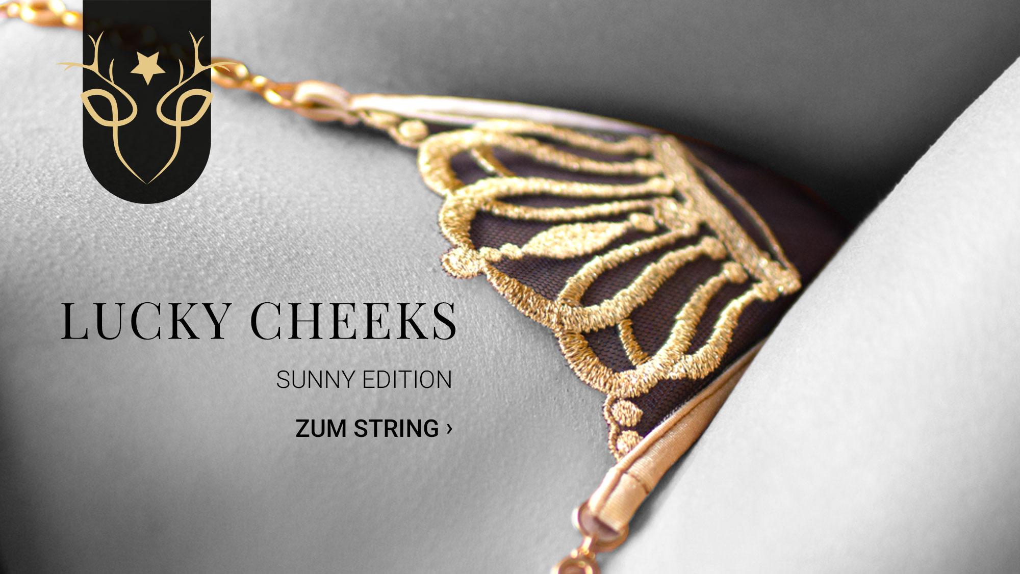 Lucky Cheeks Sunny Edition