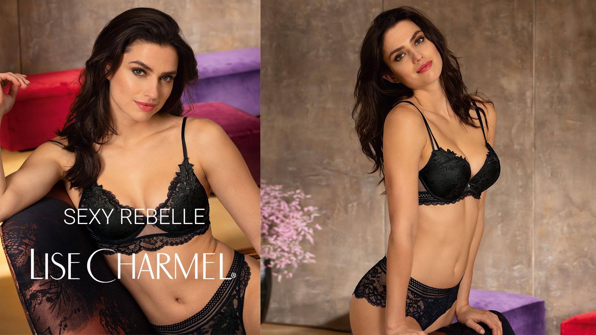 Lise Charmel Sexy Rebelle