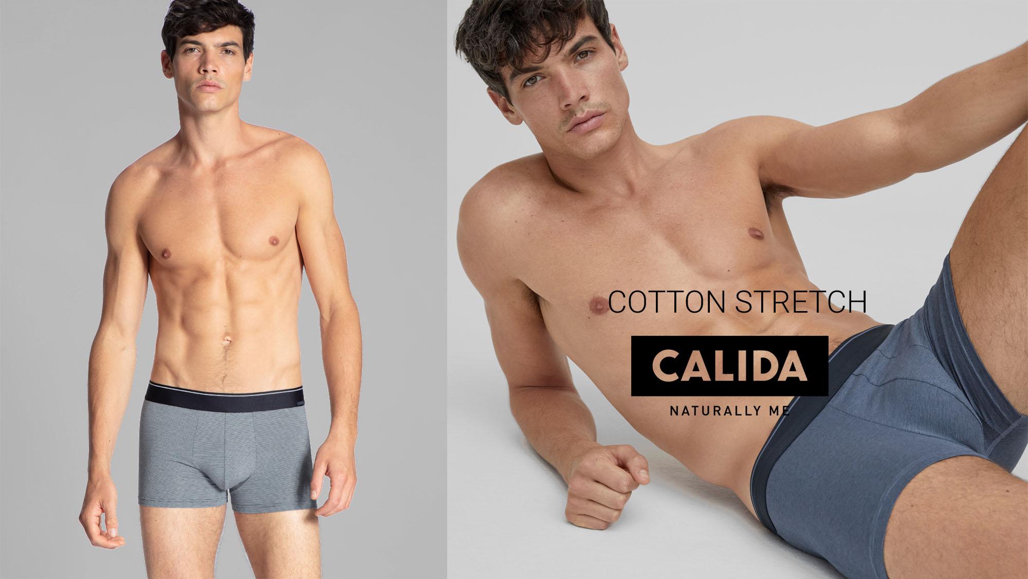 Calida Cotton Stretch