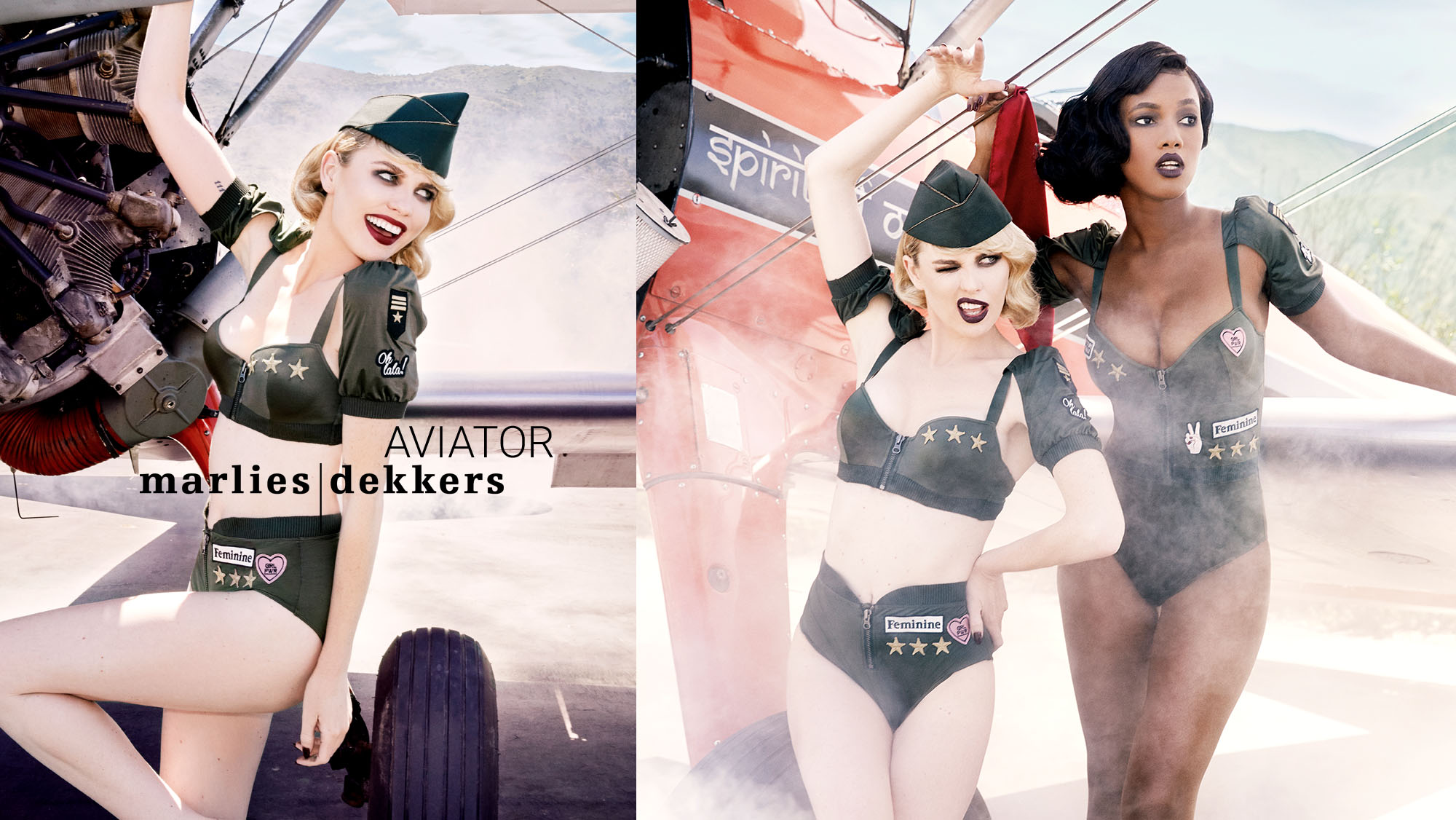 Marlies Dekkers Aviator
