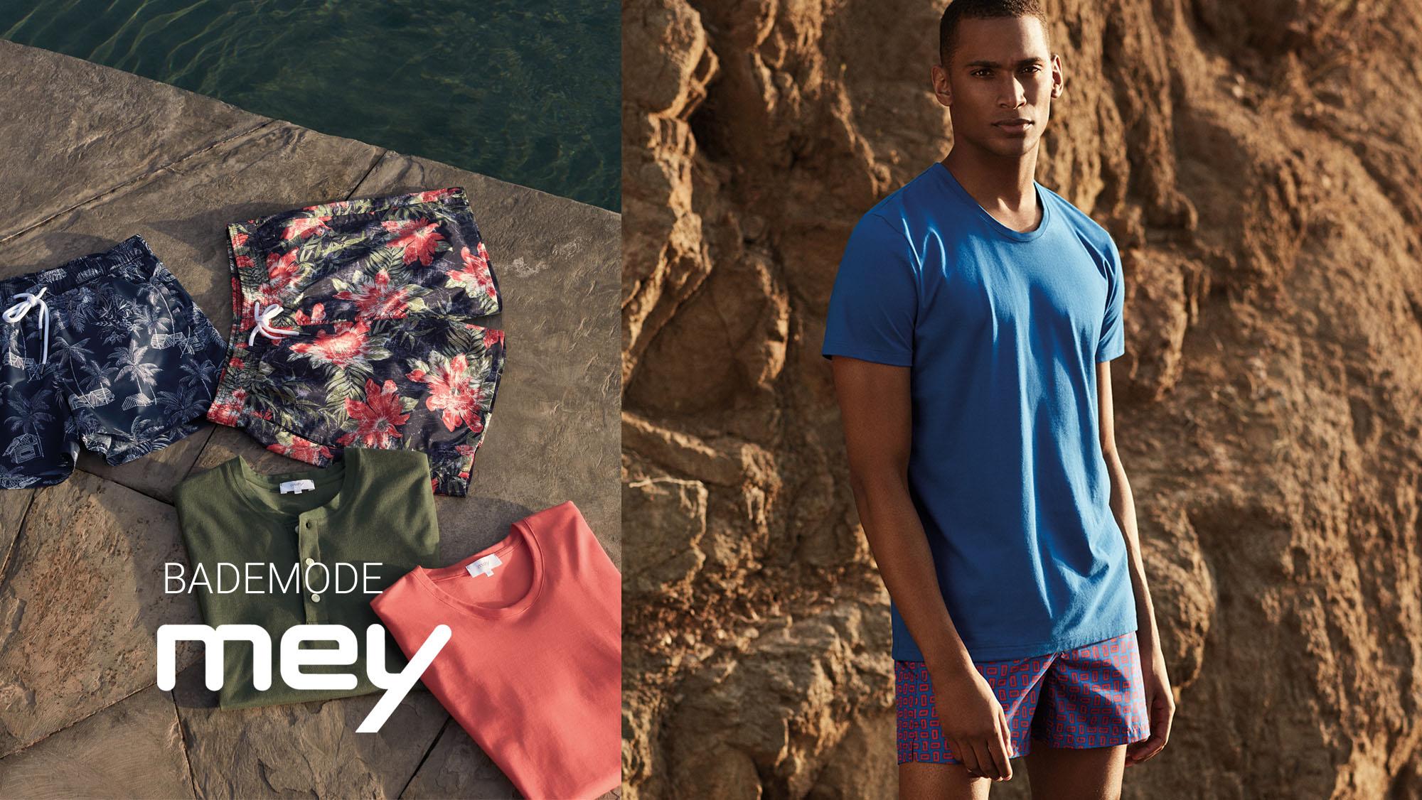 Mey Herren Swimwear Fashion