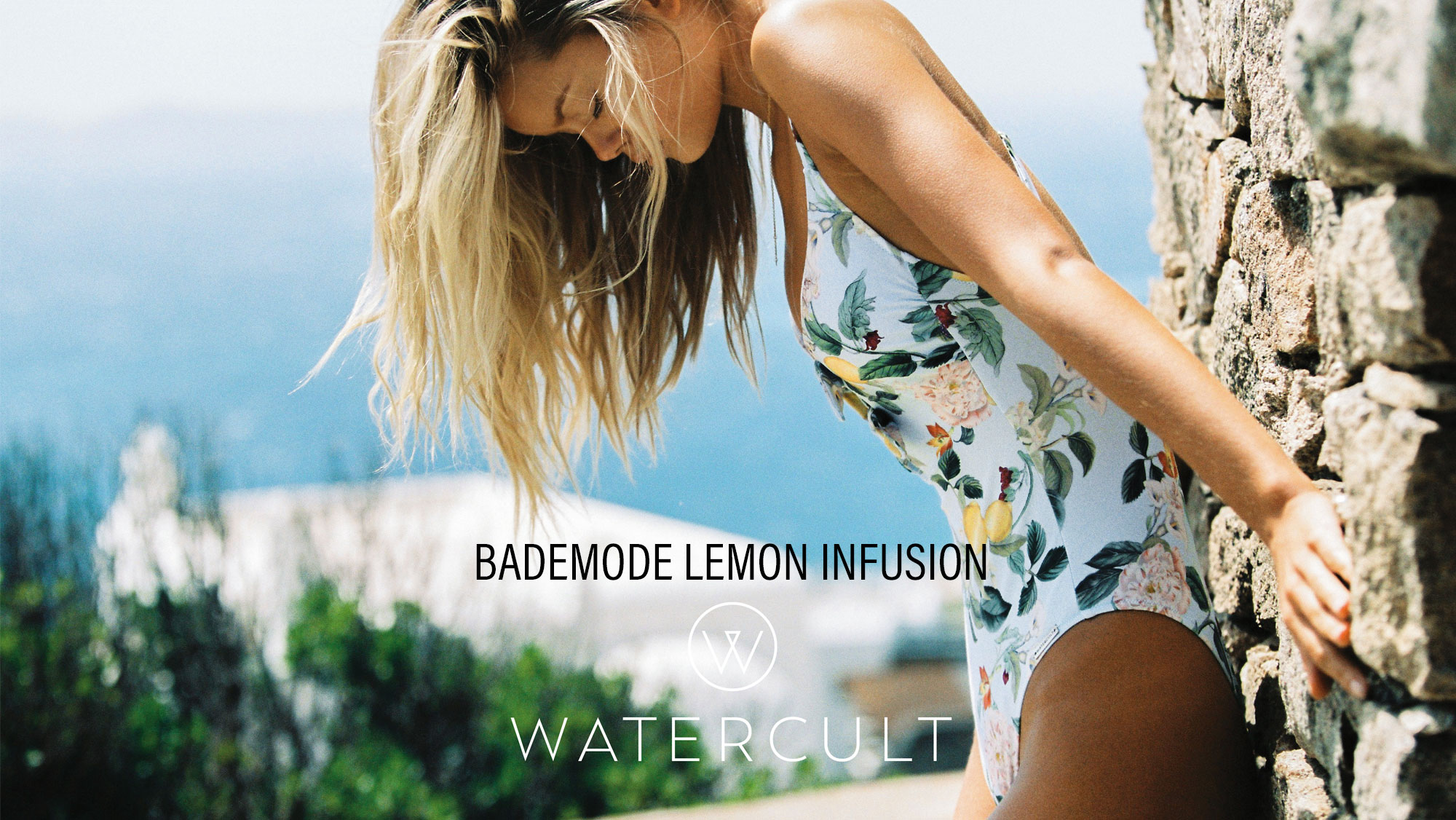 Watercult Lemon Infusion