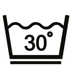 30 Grad Schonwaschgang