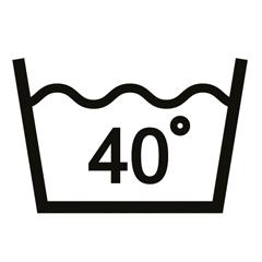 40 Grad Wäsche