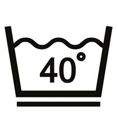 40 Grad Schonwaschgang