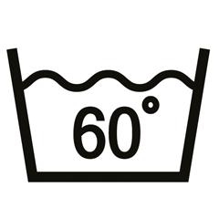 60 Grad Wäsche