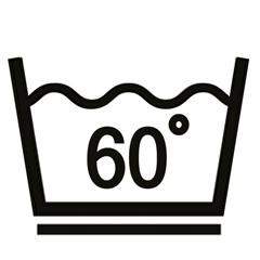 60 Grad Schonwaschgang
