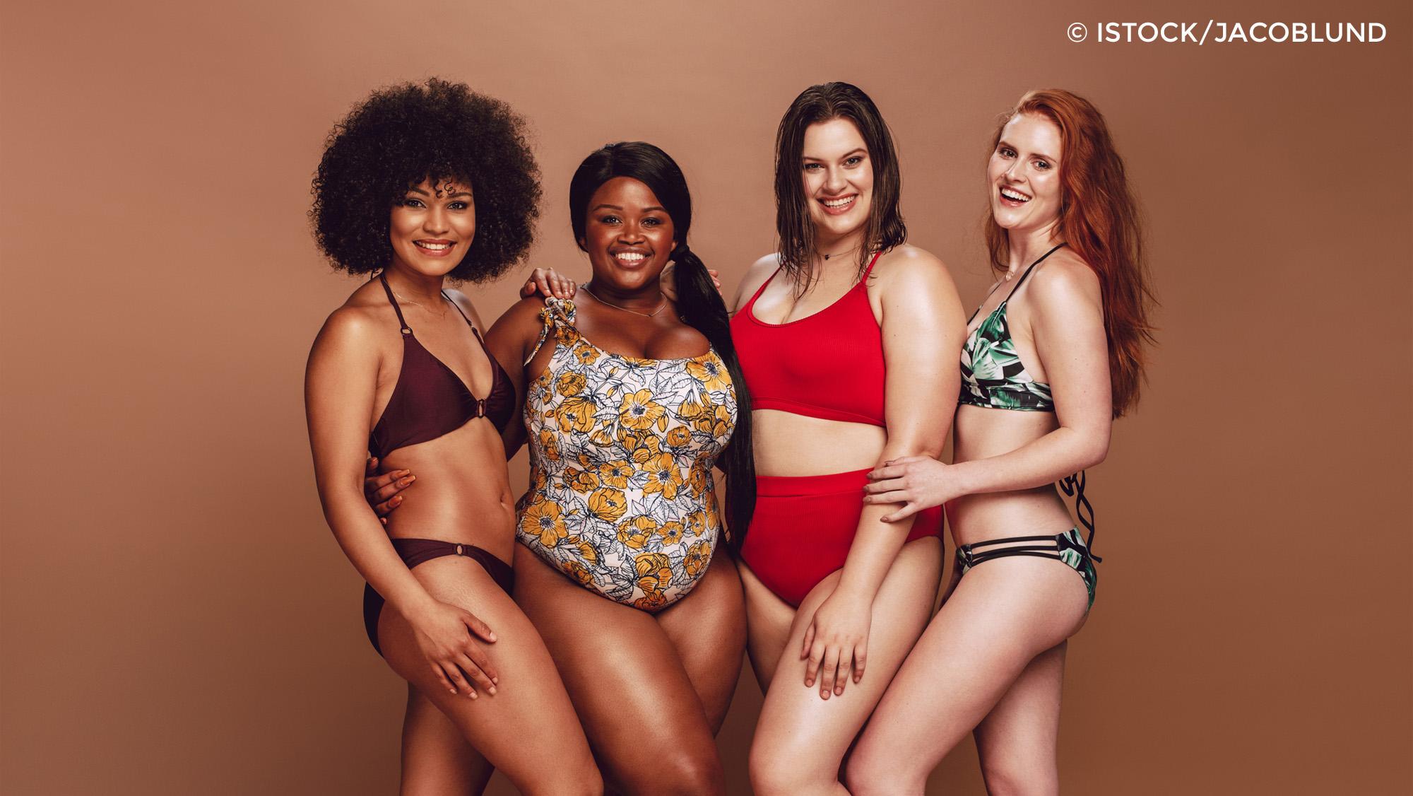 Strandoutfit-Beratung: Welcher Bikini passt zu welcher Figur?