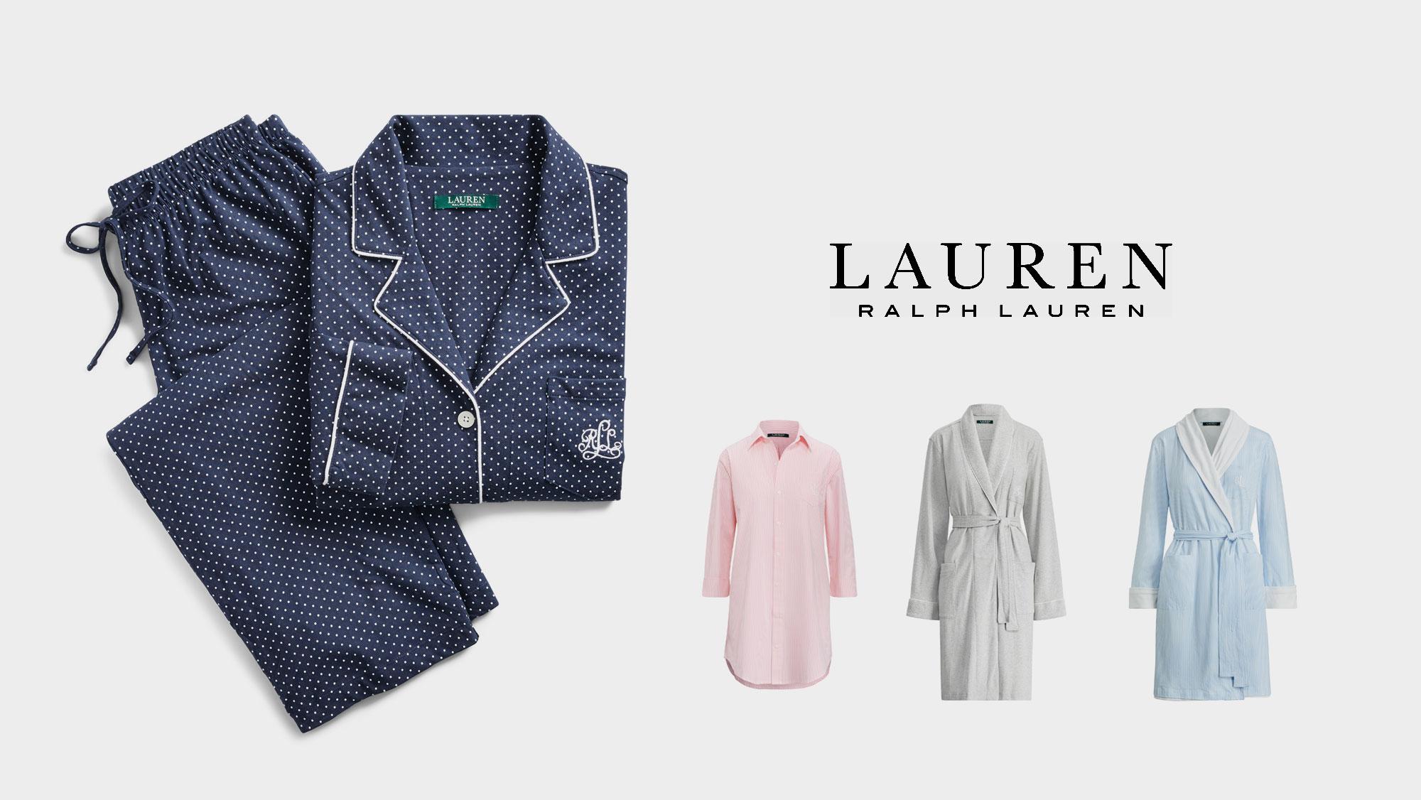 Lauren - Ralph Lauren Nachtwäsche und Homewear