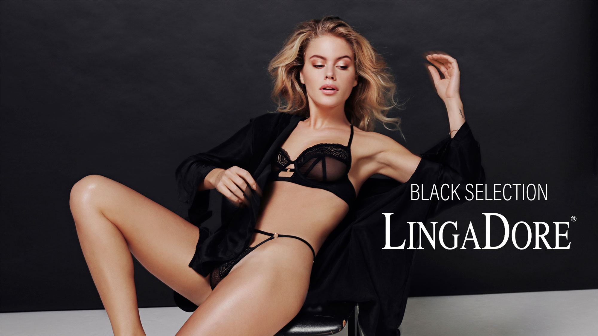LingaDore Black Selection