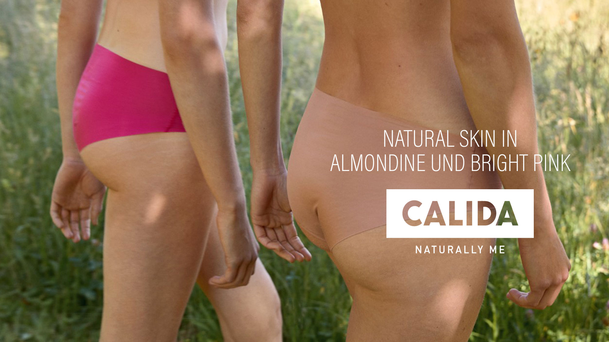 Calida Natural Skin