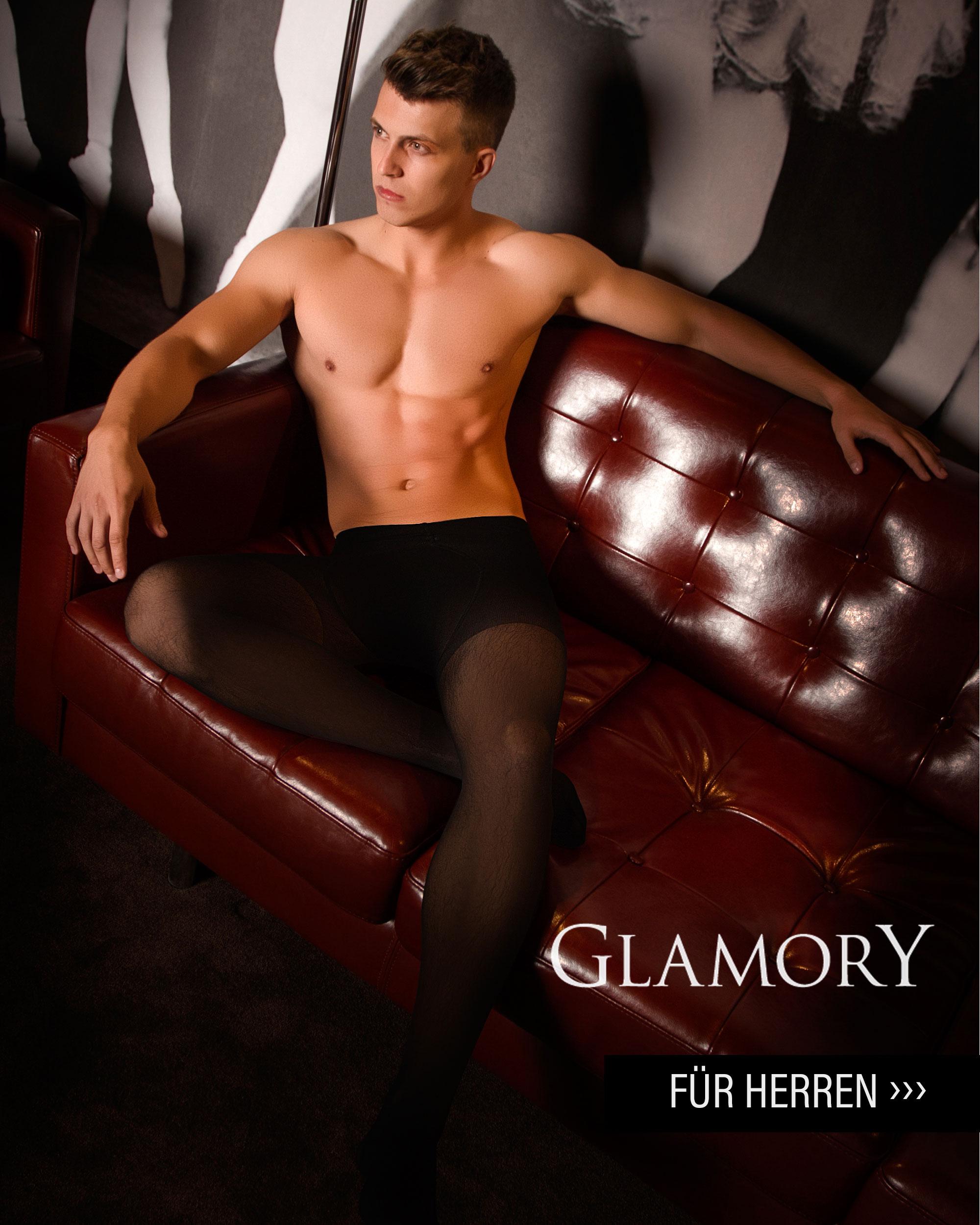Glamory Strumpfmode für Männer
