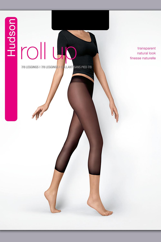 Hudson Hip, fein 7/8 Leggings - ROLL UP - Art.Nr.: 1536